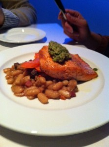 Artic Char from the Marc